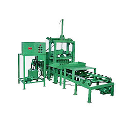 QT4-20 Block Making Machine (Solid / Hollow Block)